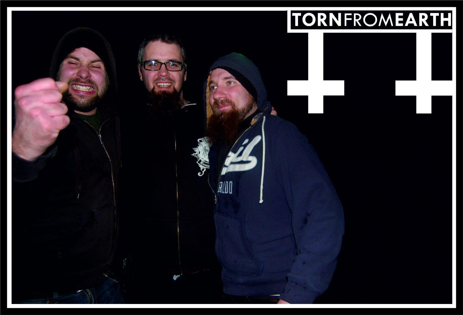 Torn From Earth 2013 II